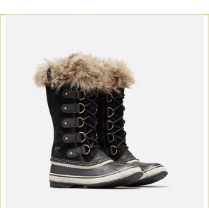 SOREL Joan of Arctic winter snow boots size 10